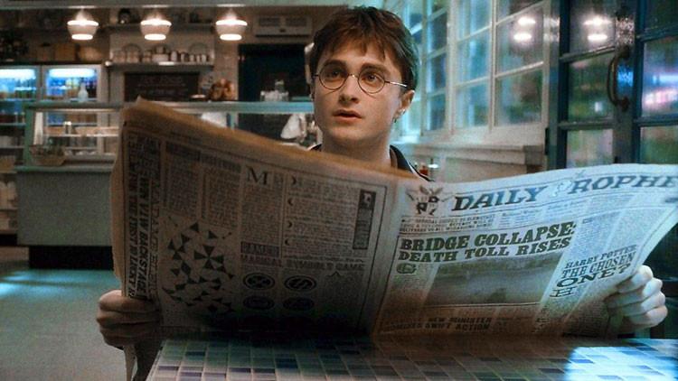 Los principales rotativos del mundo mágico de Harry Potter ocultaron durante años a este personaje