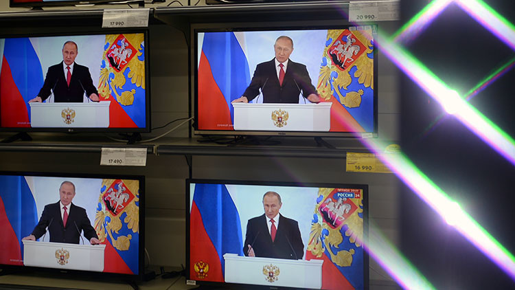 DISCURSO COMPLETO: Putin aborda los mayores retos y desafíos de Rusia