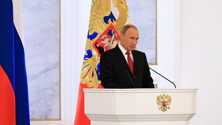 Putin decreta la nueva doctrina de la política exterior de Rusia