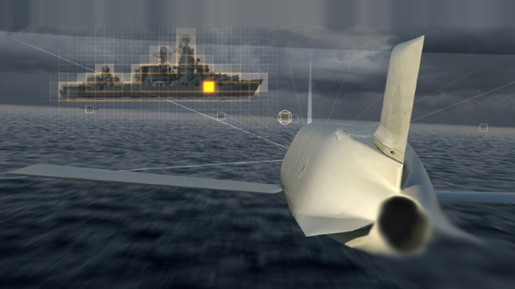Video: Lockheed Martin 'apunta' sus misiles contra cruceros rusos
