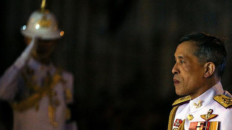 El príncipe heredero de Tailandia es proclamado rey