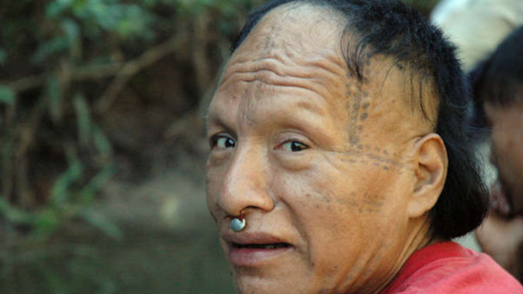 """La """"carretera de la muerte"""" que dividirá a pueblos indígenas aislados"""