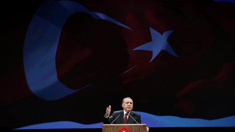 Erdogan asegura que la operación turca en Siria no va dirigida contra Bashar al Assad
