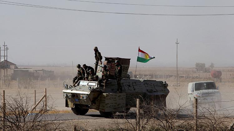1.600 milicianos kurdos mueren en la operación para tomar Mosul
