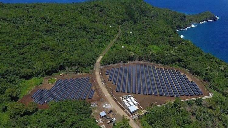 Tesla logra que toda una isla del Pacífico funcione solo con energía solar