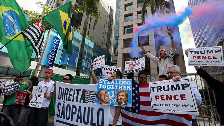 ¿Brasil puede recibir más inversiones extranjeras por el triunfo de Trump?