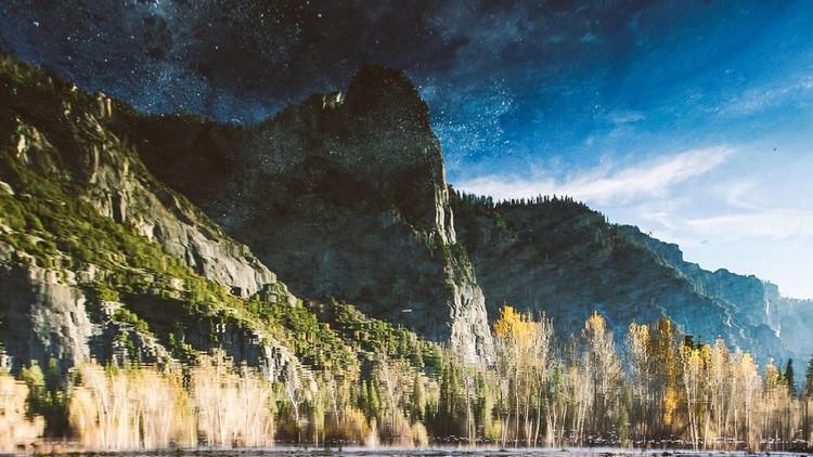 ¿Montaje o realidad?: Detrás de esta llamativa fotografía se esconde un pequeño secreto