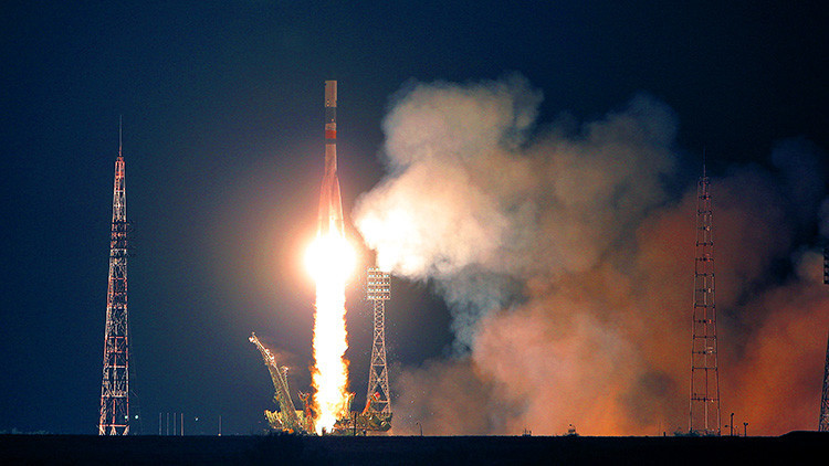 VIDEO: Publican imágenes de la caída de los escombros de la nave espacial rusa Progress