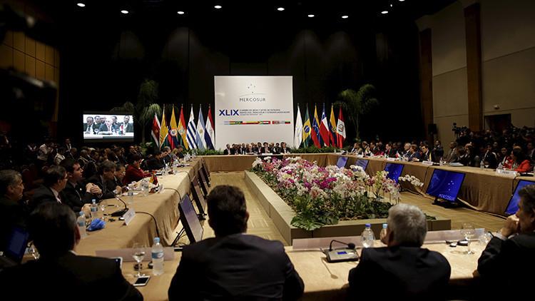 """Venezuela denuncia """"agresiones y hostigamiento"""" en Mercosur"""