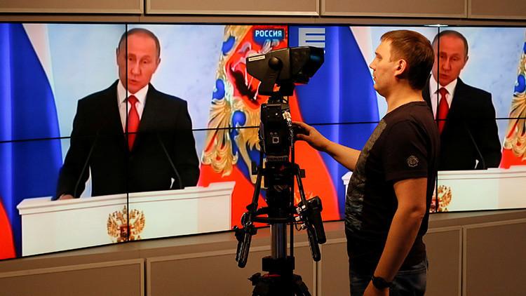 """¿Cómo se desenmascara la """"propaganda sobre la propaganda rusa""""?"""
