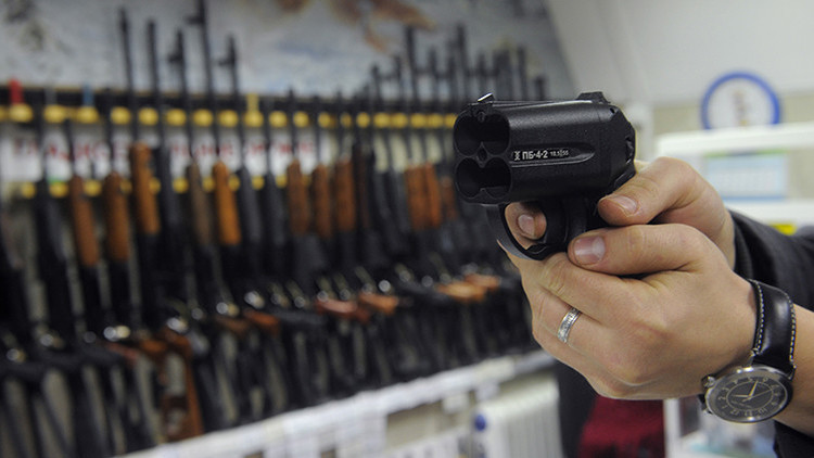 La Policía de EE.UU. se arma con pistolas no letales rusas