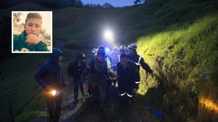 El 'niño ángel' que ayudó a rescatar a las víctimas de la tragedia del Chapecoense