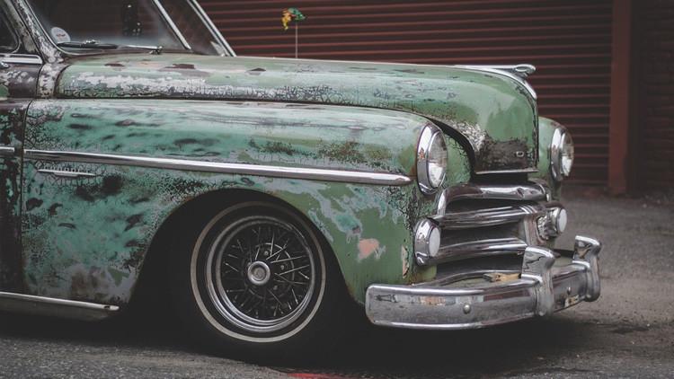 Un investigador aficionado halla un tesoro automovilístico de los años 30 (FOTOS)