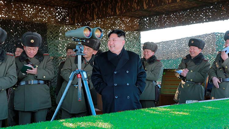 """""""Nadie ni nada sobrevivirá"""": Corea del Norte efectúa ejercicios de artillería en sus fronteras"""