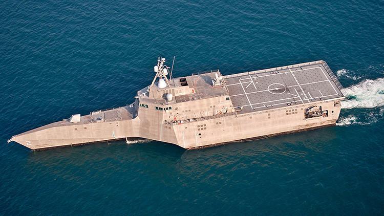 """""""Más caros y con menos capacidad"""": Así son nuevos buques de EE.UU."""