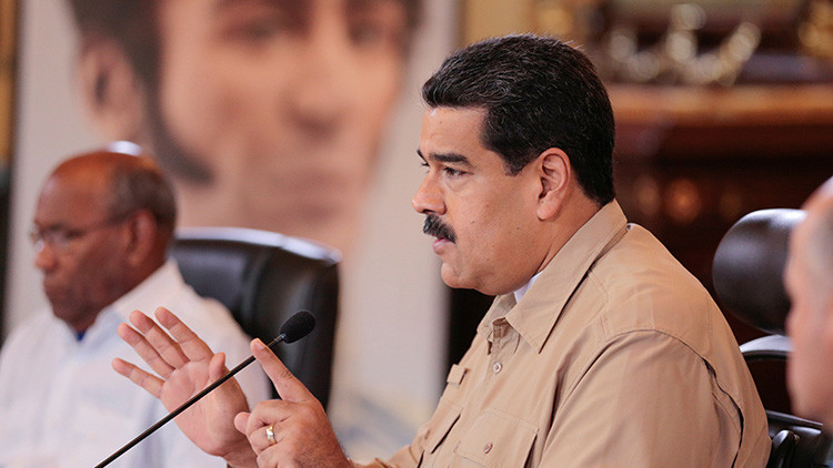 Maduro convocó una reunión con miembros de la Asociación Bancaria