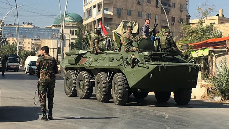 """""""Tenemos que aceptar que Al Assad vencerá en Siria"""""""
