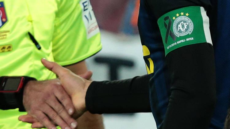 """""""¿Fiesta?"""": Chapecoense respondió a la solicitud de jugar la última fecha del campeonato brasileño"""
