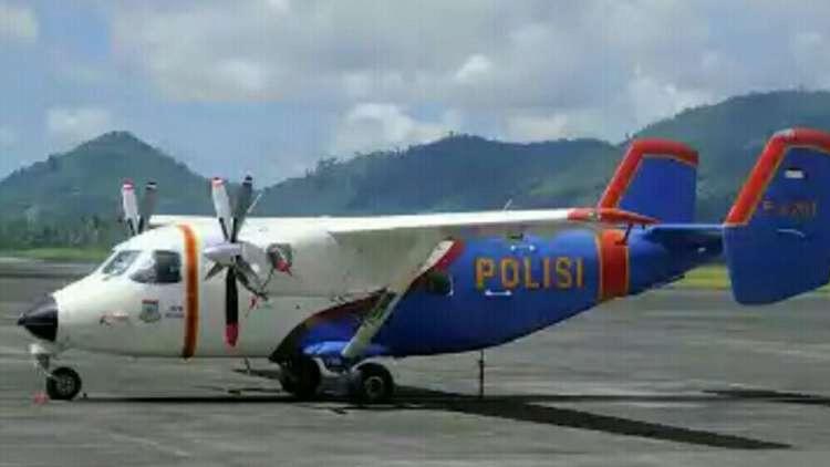 Se estrella un avión en el oeste de Indonesia