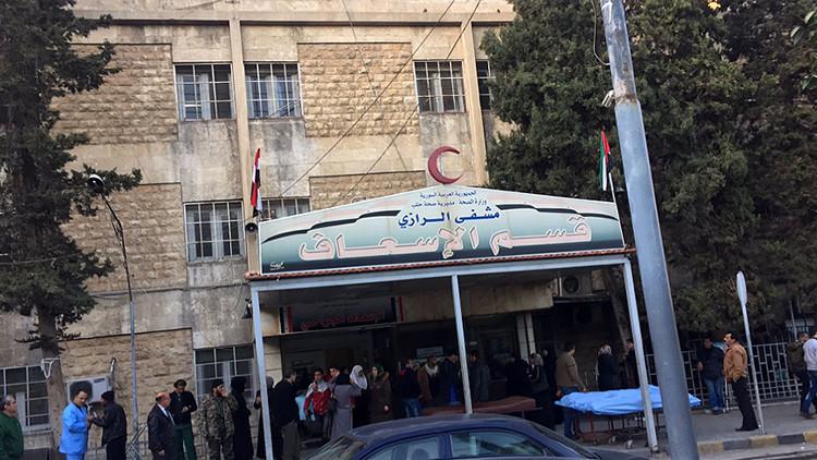 Al menos 5 fallecidos y más de 20 heridos en un ataque de radicales en Alepo