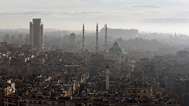 El Ejército sirio pide a los residentes de Alepo oriental que vuelvan a sus casas