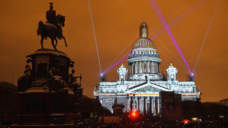 San Petersburgo se convierte en el mejor destino turístico cultural del mundo