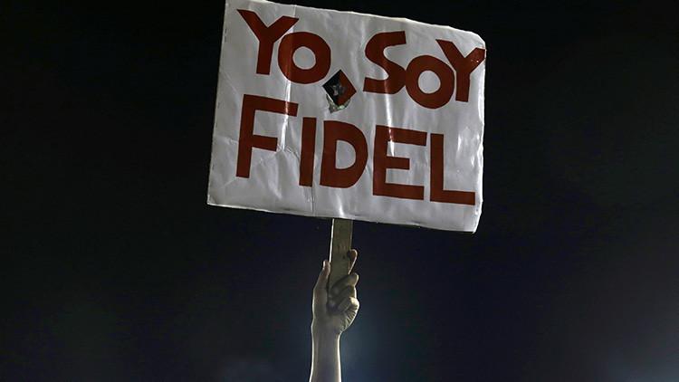 Fidel Castro llega a su última morada en territorio cubano