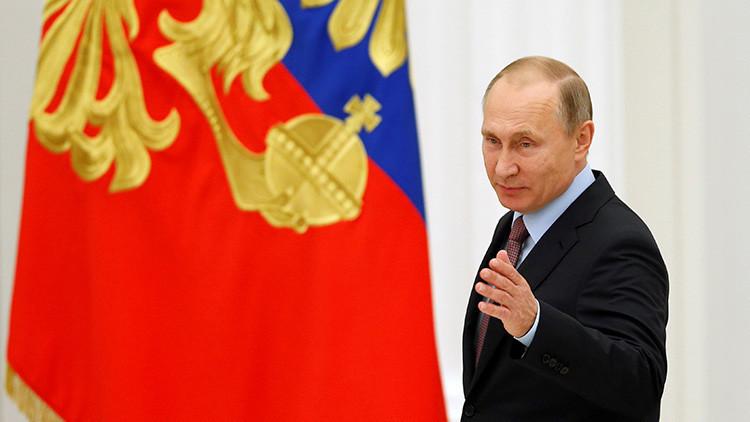"""Putin: """"Trump es inteligente, será capaz de asimilar rápidamente el nuevo nivel de responsabilidad"""""""
