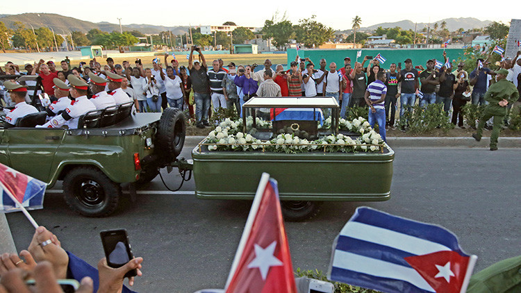 Semana de luto: Último adiós a Fidel Castro y homenaje a las víctimas del vuelo del club Chapecoense