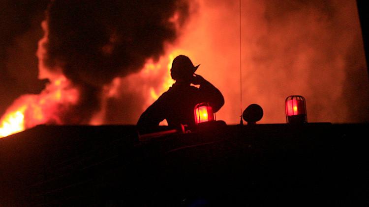 Pakistán: Un gran incendio en un hotel deja al menos 11 muertos y 30 heridos