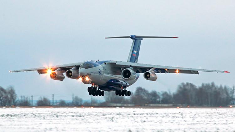 Un novísimo motor ruso pasa la segunda etapa de pruebas