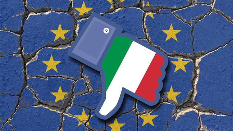 """""""Italia se convierte en un problema más para la Unión Europea"""""""