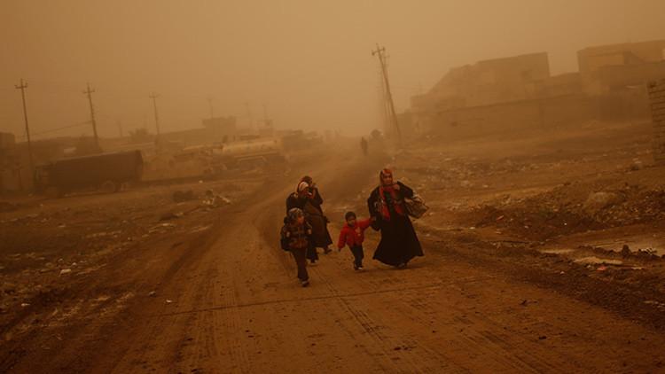 """La batalla por Mosul podría durar meses: """"Estamos luchando contra el mismísimo diablo"""""""