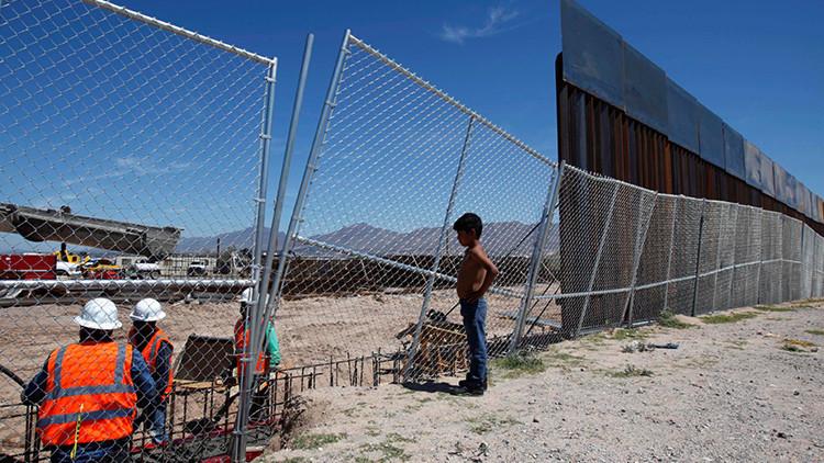 """Vicepresidente electo de EE.UU.: """"Hay varias maneras de hacer que México pague el muro fronterizo"""""""
