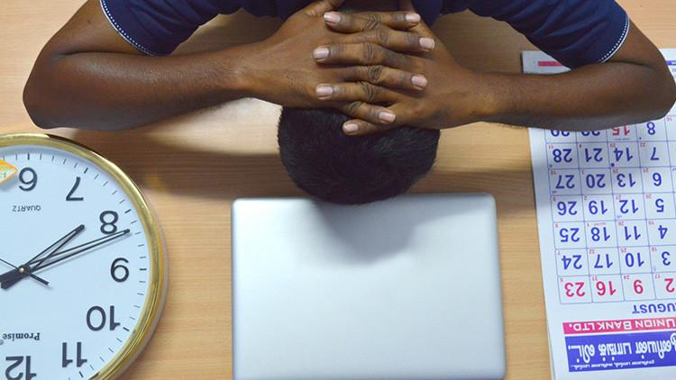 Los jóvenes empiezan a estar más estresados que los mayores. ¿Cuál es el problema?