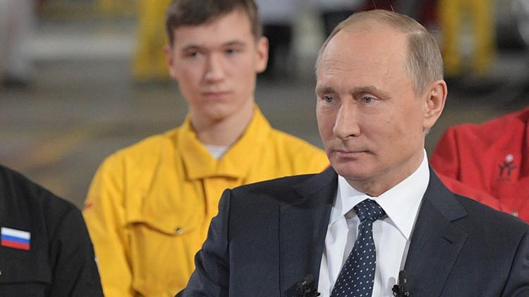 Putin ofrece un consejo para mejorar la vida personal y explica sus sueños de futuro