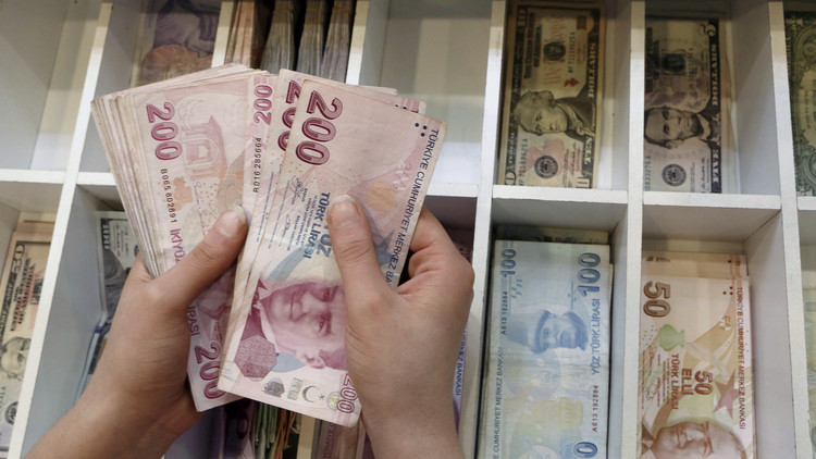 Turquía se distancia del dólar y espera comerciar en liras con China, Rusia e Irán