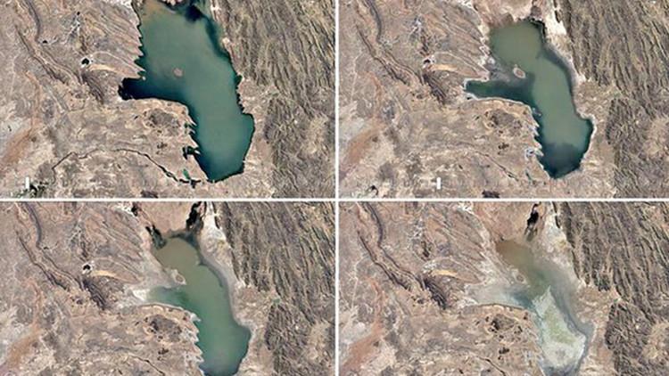 Imágenes que preocupan: Timelapse de Google muestra la alarmante realidad del planeta