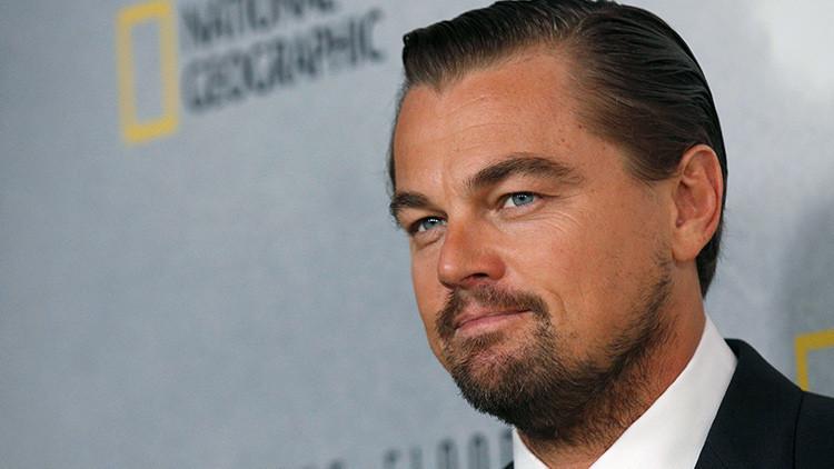 El regalo de Leonardo DiCaprio a Ivanka Trump en una reunión privada