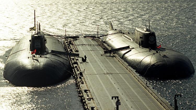 Estos son los submarinos rusos diseñados para neutralizar a los portaviones estadounidenses