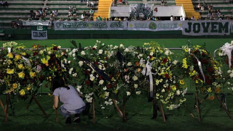 Funcionaria boliviana acusada de negligencia por tragedia del Chapecoense pide refugio en Brasil