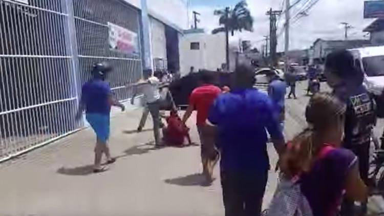 Una muerte por linchamiento cada dos días en Brasil (FUERTE VIDEO)