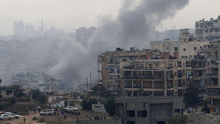 El Ejército sirio ha reconquistado ya 35 barrios de Alepo a los extremistas