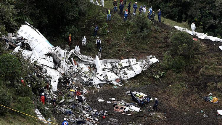 Arrestado el gerente de la compañía LaMia por el accidente del Chapecoense
