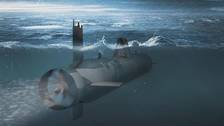 Desarrollan un robot para la Armada rusa capaz de simular cualquier submarino enemigo