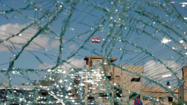 Reportan un ataque israelí contra un aeropuerto militar de Damasco (fotos)
