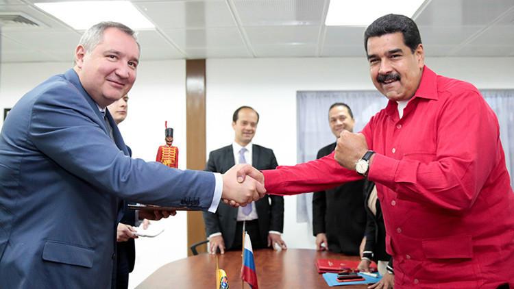 """Moscú: """"Maduro supervisará personalmente el cumplimiento de los acuerdos entre Rusia y Venezuela"""""""