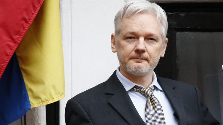 """""""Sexo consensual y agradable"""": Assange ofrece su testimonio completo a los fiscales suecos"""