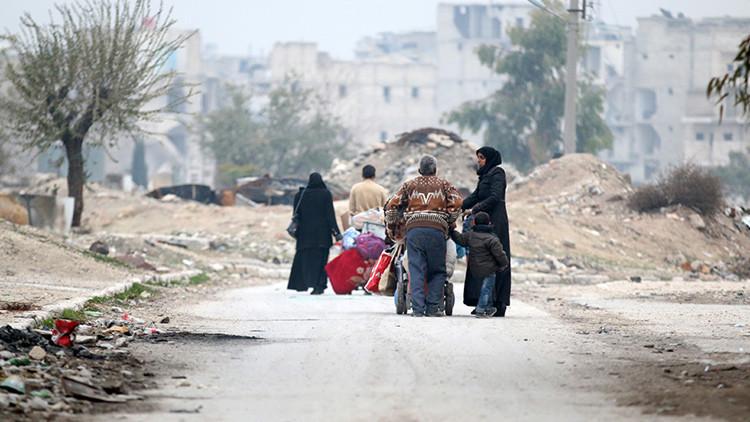 Facciones rebeldes sirias proponen una tregua de cinco días en Alepo