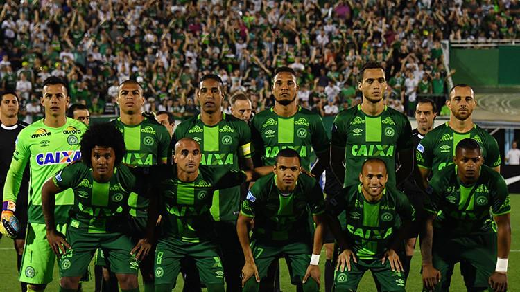 Ronaldinho y Riquelme no entran en los planes de resurrección del Chapecoense